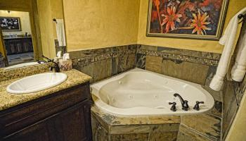 Escape into the extra large Jacuzzi Tubs